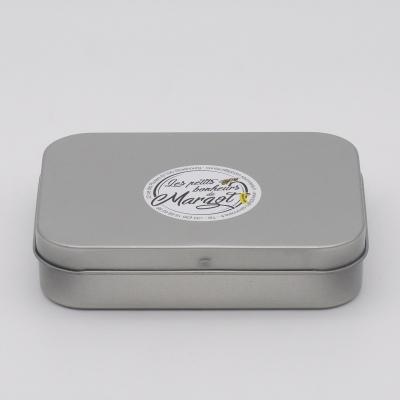 Boîte à savon rectangulaire